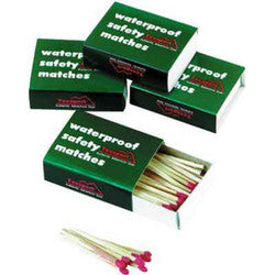 Tex Sport Waterproof Matches