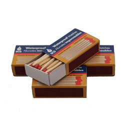UCO Waterproof Matches (Per 4)