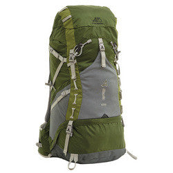 Alps Mountaineering Shasta Backpack 4200, Green
