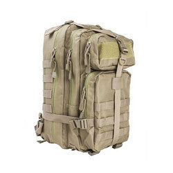 NcStar Small Backpack Tan