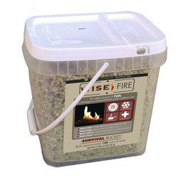 Wise Foods Fuel Source 4 Gallon Bucket, 240 Cups