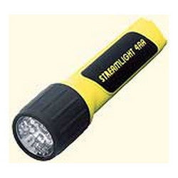 Streamlight 4AA LED Flashlight With Batteries, Black (Clam Pack)