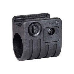 "Mission First Tactical Classic Light Mount, QD Black, 15/16"" Diameter"