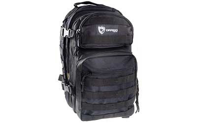 DRAGO GEAR SCOUT BACKPACK BLK