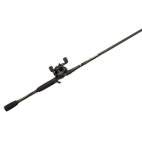 Abu Garcia Pro Max Combo, 7' 1pc Rod, 7.1:1 Gear Ratio, 8 Bearings, Left Hand