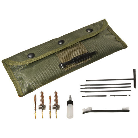 Barska Optics Rifle Cleaning Kit with Pouch