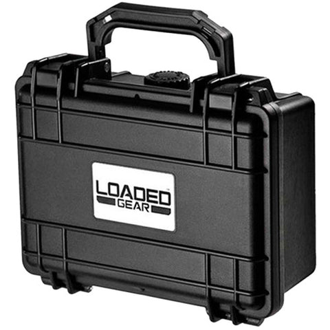 Barska Optics Loaded Gear, Hard Case HD-100, Black