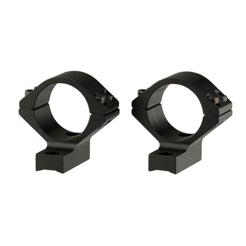 Browning AB3 Integrated Scope Mount System 30mm Ring Diameter, Intermediate Ring Height, Matte Black