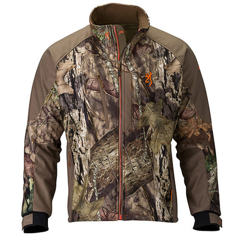 Browning Hell's Canyon Soft Shell Jacket Mossy Oak Break-Up Country, XX-Large