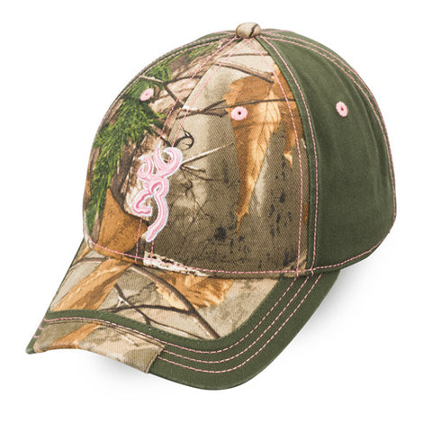 Browning Sierra Cap, Olive/Realtree Xtra