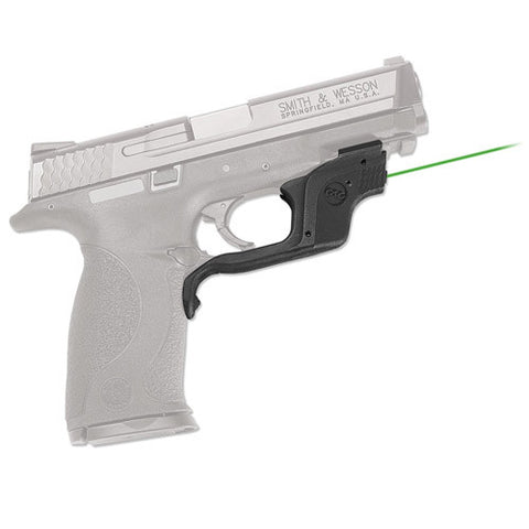 Crimson Trace Green Laserguard M&P Full Size/Compact