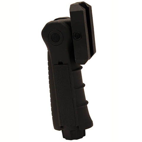 Leapers Inc. UTG Ambidextrous 5 Position Foregrip Black