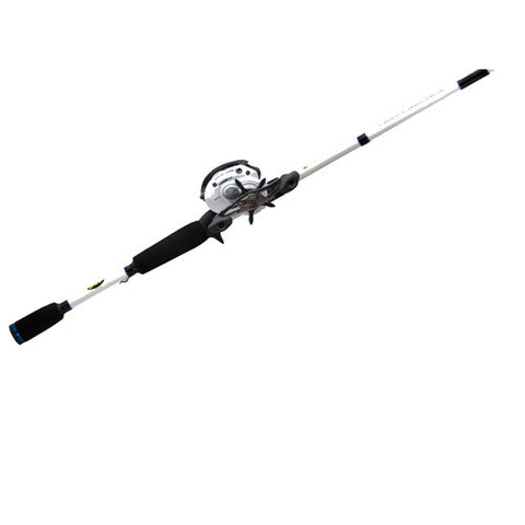 "Lews Fishing American Hero Tournament Baitcast Combo, 6'10"", Medium/Heavy Power"