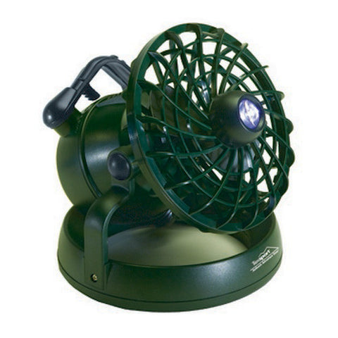 Tex Sport Fan/Light Deluxe Combo