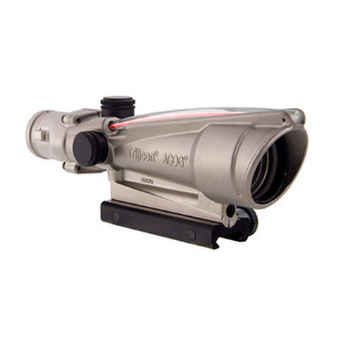 Trijicon ACOG 3.5x35 Nickel Boron Dual Illuminated Red Crosshair