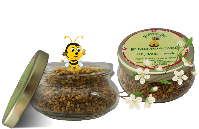 Bee Pollen - Sample Size