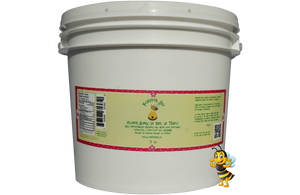 Raw, Creamed Clover Honey - 7kg Pail