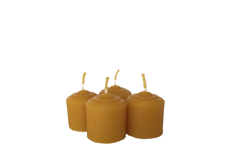 Votive Beeswax Candles (Pack of 96)
