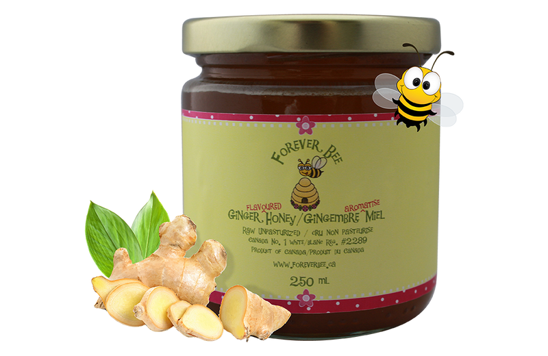 Ginger Honey - 250ml
