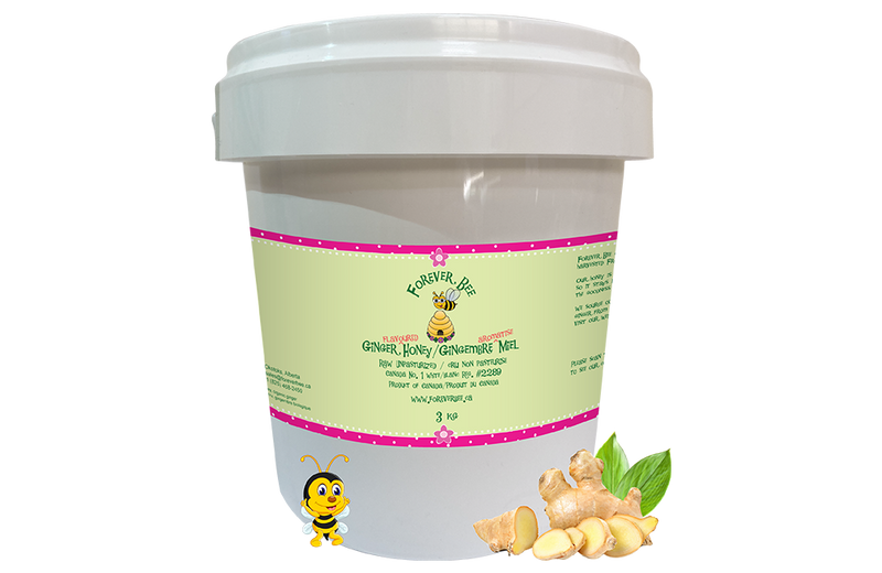 Ginger Honey - 3kg