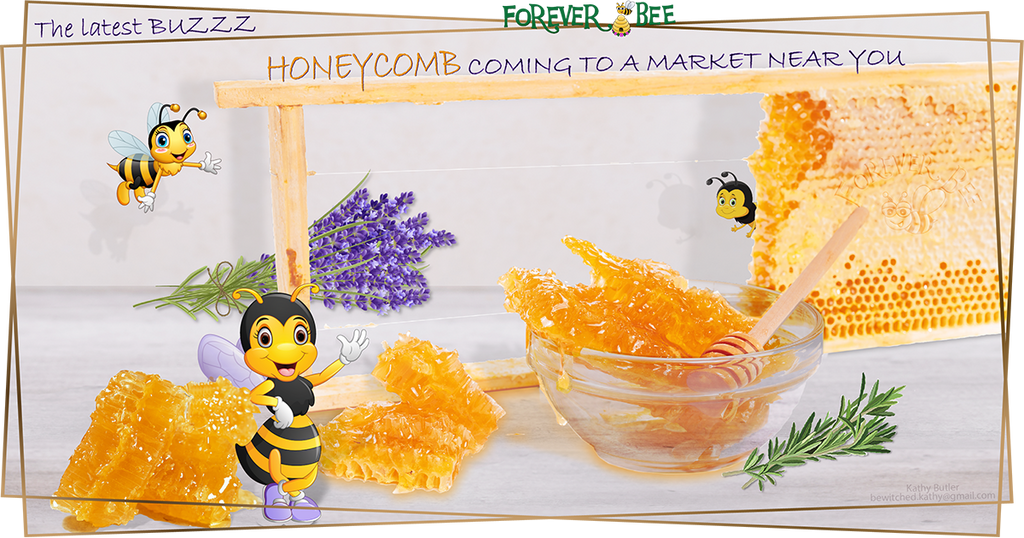 Honeycomb - Partial Frames Available Now