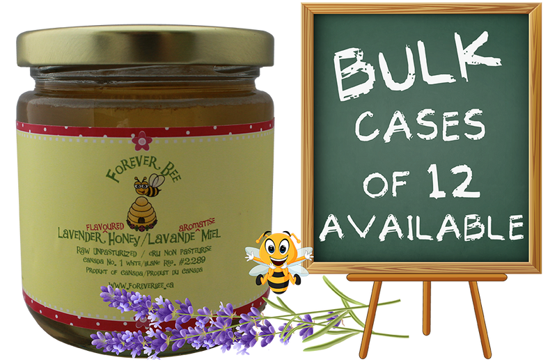 Lavender Honey - 250ml (Case of 12)