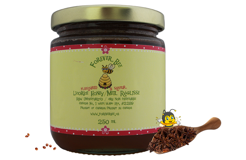 Licorice Honey - 250ml *NEW SIZE*