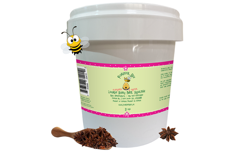 Licorice Honey - 3kg
