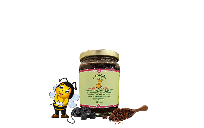 Licorice Honey - 500g
