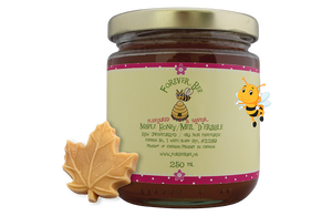 Maple Honey - 250ml *NEW SIZE*