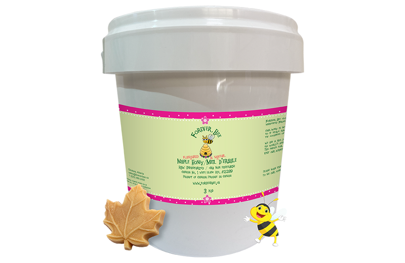 Maple Honey - 3kg