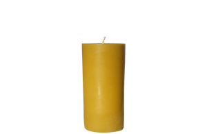Pillar Beeswax Candle