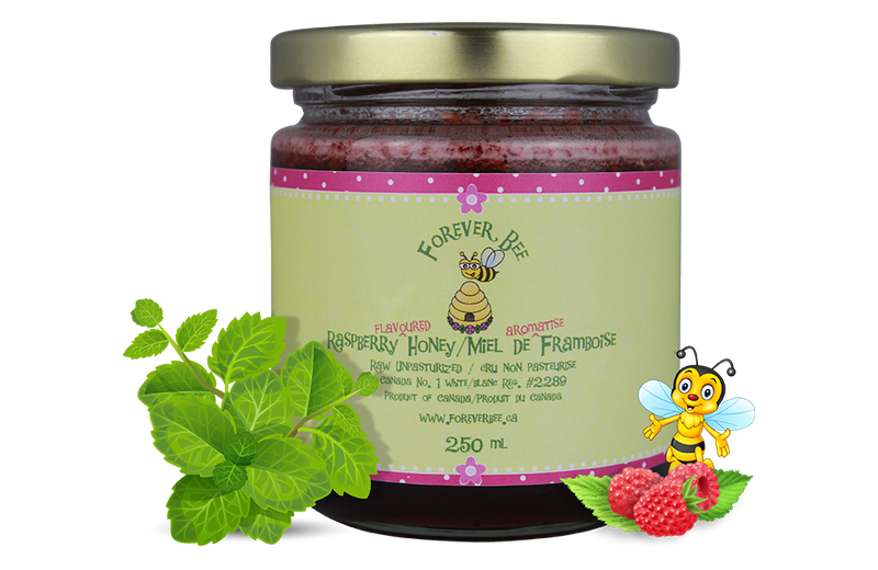 Raspberry Honey