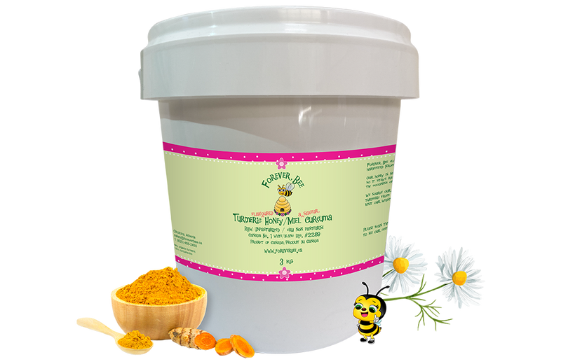 Turmeric Honey - 3kg