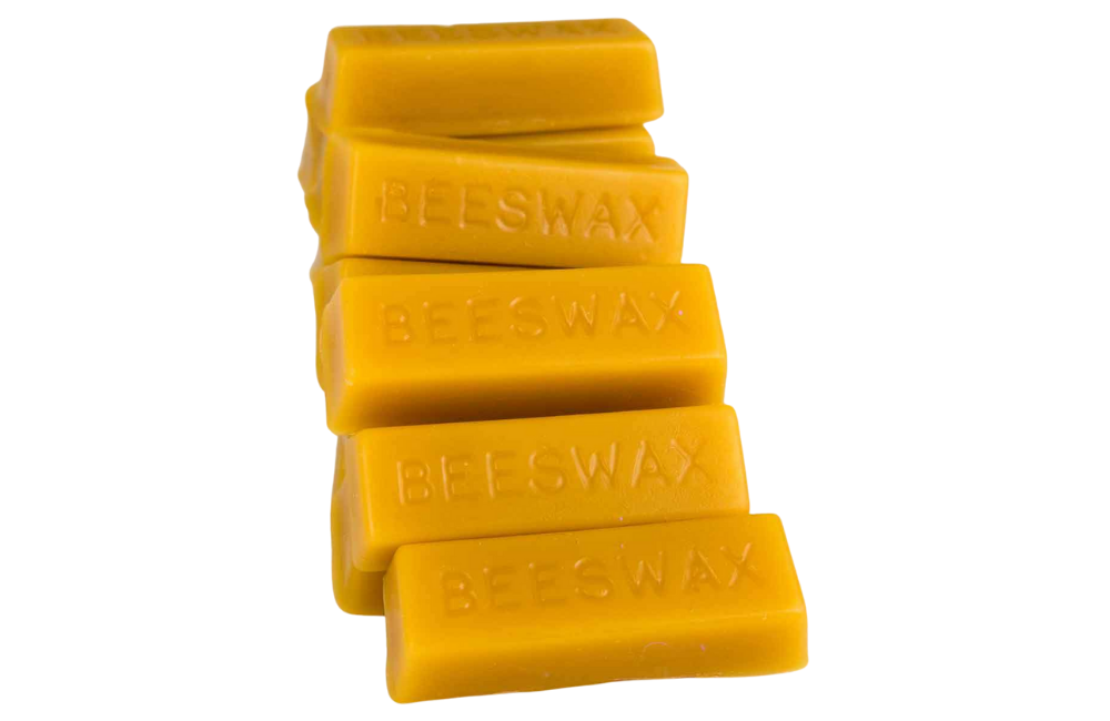 Beeswax Blocks - 1 ounce (Pack of 10)