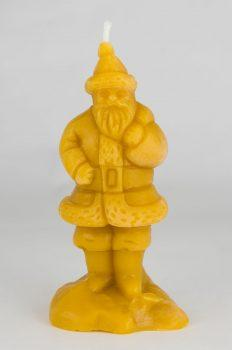 Candles - Santa Beeswax Candle