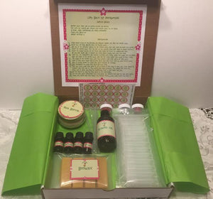 Gifts - Lippy Balm Kit - All Natural Ingredients