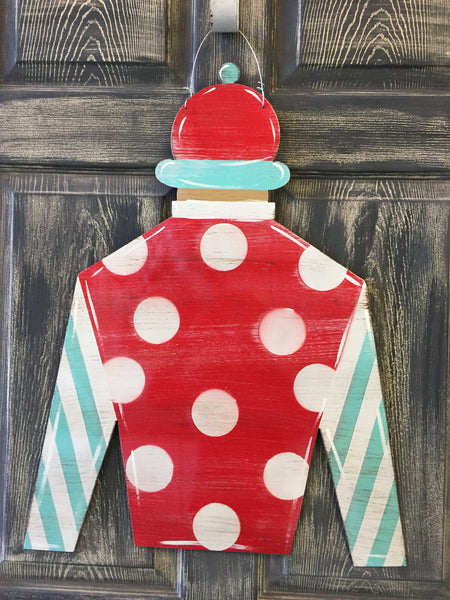 Derby Jockey Silks, Horses Etc..