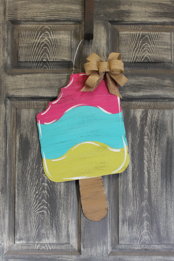 "22"" Popicles doorhanger more colors available"