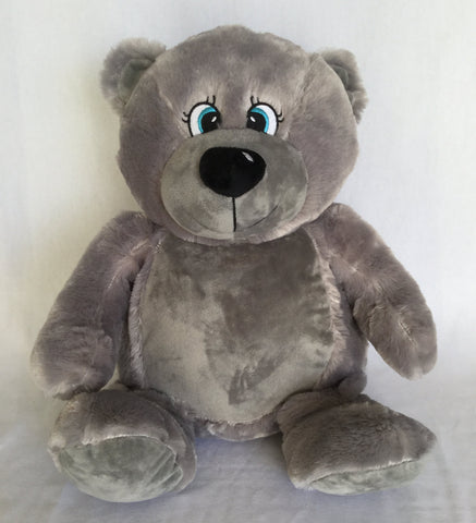 Bebi Beau Grey Bear
