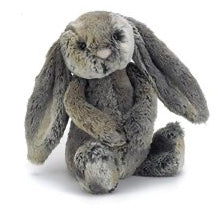 Bashful Bunny - Cottontail (Medium)
