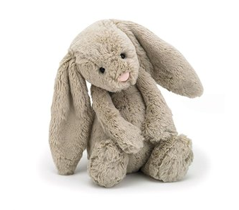 Bashful Bunny - Beige (Medium)