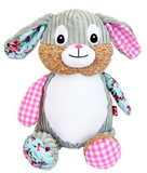 Bunny (Pink Harlequin)