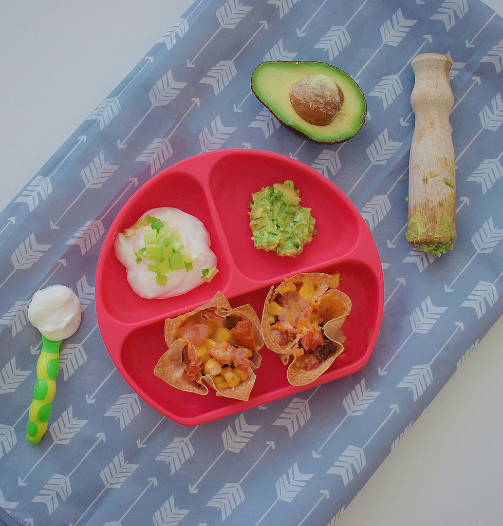 Taco Wontons! Toddler Friendly Recipe of the Week
