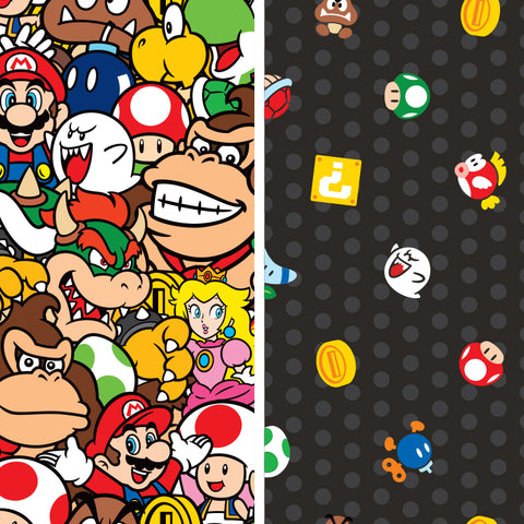 Nintendo Designs | Super Mario™
