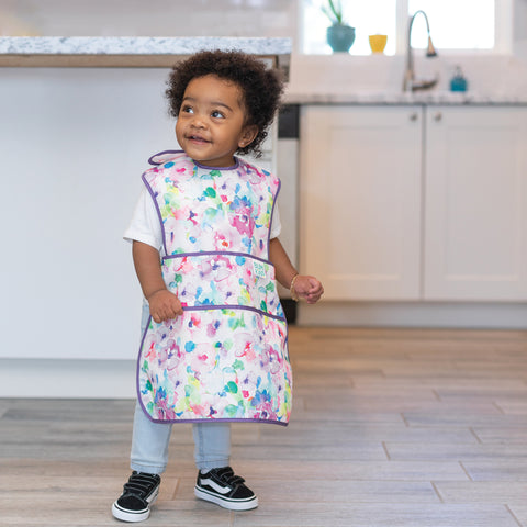 Bibs + Smocks | Super-Sized SuperBib® (6-24 mos)