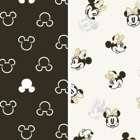 Disney Baby Black + White