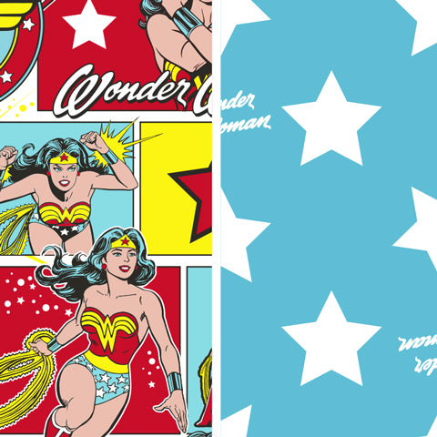 DC Comics Designs | Wonder Woman