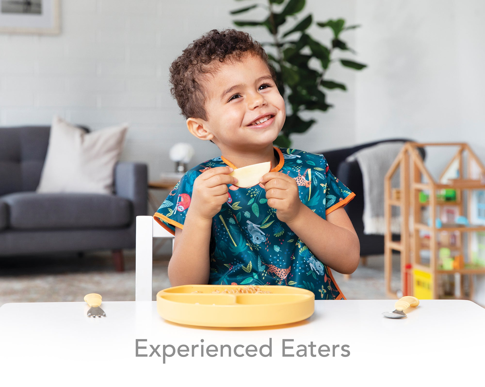 Experienced Eaters