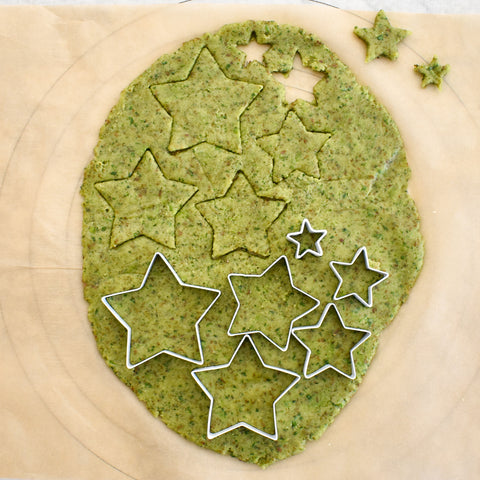 cookie cutters for christmas tree cookies